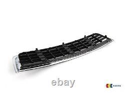 Audi A4 B6 00-05 New Genuine Front S Line Bumper Lower Centre Grill 8e0807647d