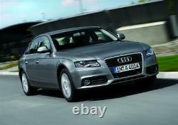 Audi A4 B8 2008-2012 Rs4 Style Honeycomb Front Bumper Grille & Fog Light Covers