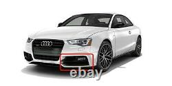 Audi A5 13-15 New Genuine Front S-line Sport Edition Bumper N/s Left Fog Grill