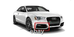 Audi A5 13-15 New Genuine Front S-line Sport Edition Bumper O/s Right Fog Grill