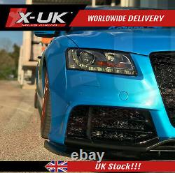 Audi A5 S5 2007-2012 RS5 look front bumper without grill body kit 2 doors