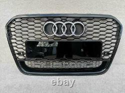 Audi A6 S6 Saloon Estate C7 2011-2014 Front Bumper Grill Rs Style 13rs6-2