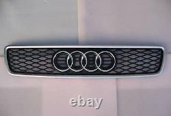 Audi RS4 original grille A4 B5 8 d aluminum Grill S4 honeycomb Grill new