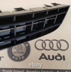 Audi TT 1 8N original Gitter Kühlergrill neu S-Line V6 phantomschwarz 8N0807683D