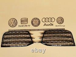Audi TTRS original Gitter Kühlergrill TT 2 8J Stoßstange Grill RS plus Blenden