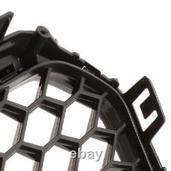 Black Rs5 Style Debadged Badgeless Pdc Front Grill Grille For Audi A5 8t 13-16