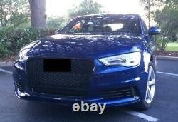 Für Audi A3 S3 8V auch S Line Kühlergrill Wabengrill Sport Front Grill 2012-2016