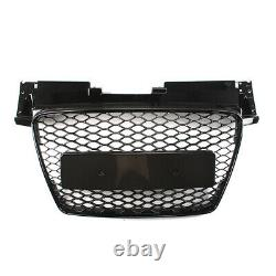 New Front Bumper Grille Honeycomb Grill TTRS Style For Audi TT TTS 8J 2006-2014