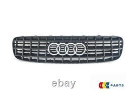 New Genuine Audi Tt 03-06 Front Center Grill Assembly Black 8n0853651e3fz