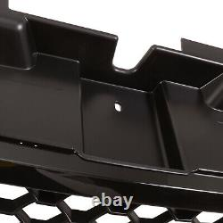 Rs Style Black Debadged Badgeless Sport Mesh Grill Grille For Audi A3 8p 09-11