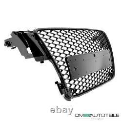 Sport Kühlergrill Wabengrill hochglanz passt für Audi A5 8T ab 07-12 kein RS5
