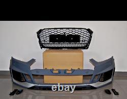 Stoßstange für Audi A5 F5 B9 Gitter Front Schürze Kühlergrill RS5 S5 S-Line Neu