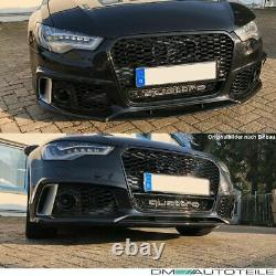 Umbau Sport Stoßstange vorne PDC+Grill passt für Audi A6 4G C7 bj 11-15 kein RS6
